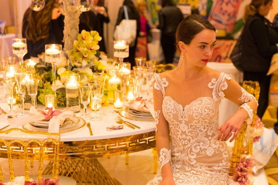 The Wedding Salon At Montage Beverly Hills | Naama & Anat
