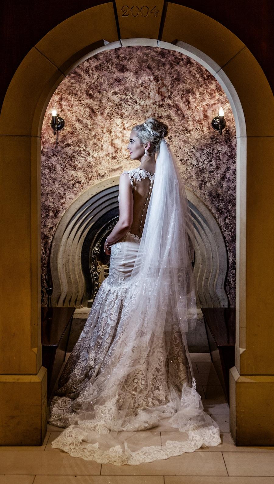 Naama and Anat, Naama and Anat Haute Couture, Irish Wedding, couture wedding gown, wedding dress, Ireland, Harveys Point, Glendowan