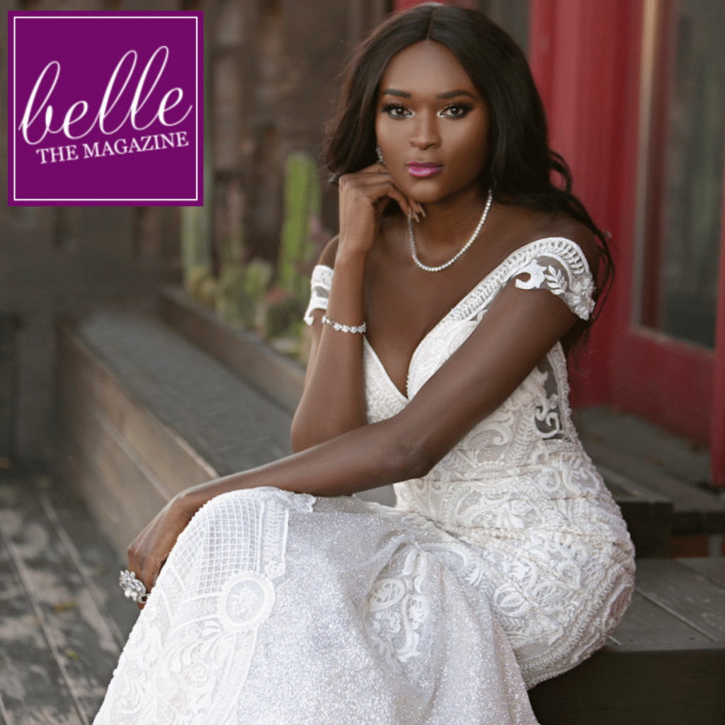 belle the magazine, Naama & Anat, Naama & Anat Hatue Couture, gowns for women of color, Featured, Featured on
